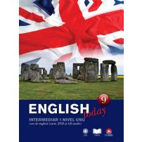 English today - Curs de engleza (Carte, DVD si CD audio) - Vol. 9