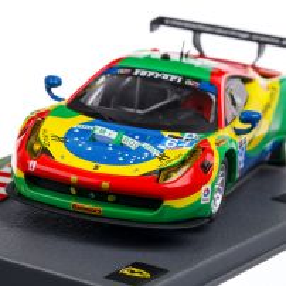 Ferrari Racing Collection - Nr. 8 - 458 Italia GT3 - 2015