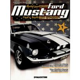 Macheta Ford Mustang Shelby GT-500 DeAgostini scara 1:8  nr. 1