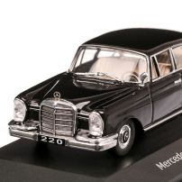 Greek Cars Collection - Nr. 15 - Mercedes-Benz 220 SE 1959