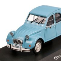 Greek Cars Collection - Nr. 17 - Citroen 2CV6 1982