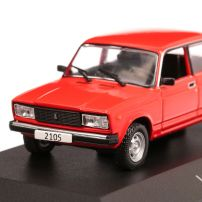 Greek Cars Collection - Nr. 7 - Lada 2105 1983