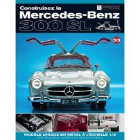 Macheta Mercedes-Benz 300SL Gullwing nr.93 - kit construibil - EAGLEMOSS COLLECTION