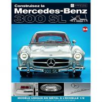 Macheta Mercedes-Benz 300SL Gullwing nr.94 - kit construibil - EAGLEMOSS COLLECTION