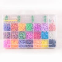 Set elastice Rainbow Loom