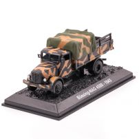 Vehicule Militare Stars nr.44 - BUSSING-NAG 4500 - 1943