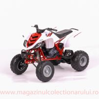 ATV Yamaha Raptor 660R scara 1:12 New Ray