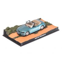 Masinile lui James Bond Nr. 3 - BMW Z3 Roadster