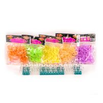 Mini set elastice Rainbow Loom
