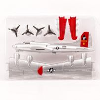 Avion B-17 Flying Fortress scara 1:100 kit construibil