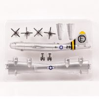 Avion B-29 Superfortress scara 1:130 kit construibil