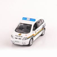 Police nr.20 - Renault Scenic RX4 - Masina politiei nationale spaniole