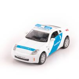 Police nr.12 - Nissan 350Z - Masina politiei din Ungaria