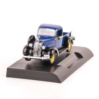 Dodge Pick-up 1936, macheta auto scara 1:32, albastru, Signatures models