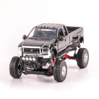 FORD F-350 2003, scara 1:32, negru, monster-truck, New Ray