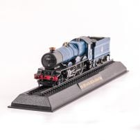 Locomotive Celebre stars Nr. 3 - King Edward II No.6023 - 1930