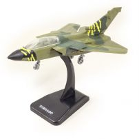Avion Panavia Tornado 1998, macheta avion, scara 1:72,  camuflaj verde, New Ray