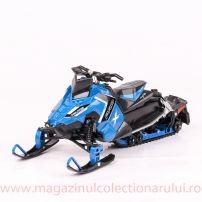 SNOWMOBILE POLARIS 800 SWITCHBACK, scara 1:16, NEW RAY