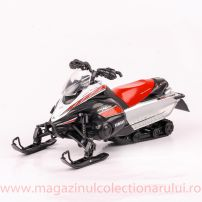 SNOWMOBILE YAMAHA FX scara 1:12 NEW RAY