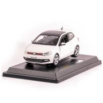 VW POLO MARK 5 GTI, 2014, scara 1:24, alb, BBurago