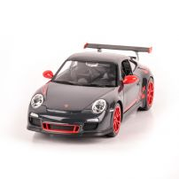 PORSCHE 911 GT3 RS 997 2010 scara 1:24, gri, Lucky road legends