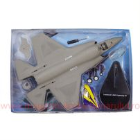 Macheta avion Lockheed F-35C Lightning kit construibil scara 1:44
