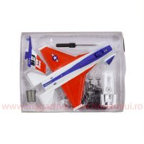 Macheta avion F-16 Fighting Falcon kit construibil