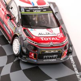 Colectia Raliul Monte Carlo Nr. 8 - Citroen C3 WRC Rallye 2017 Eaglemoss