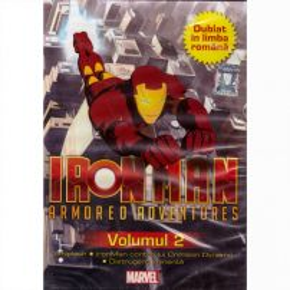 Iron Man volumul 2