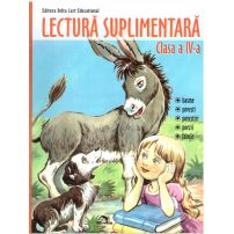 Lectura suplimentara - Clasa a IV-a