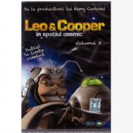 Leo & Cooper in spatiul cosmic volumul 3
