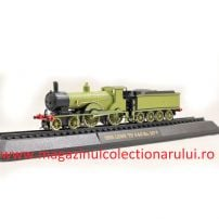 Locomotive celebre nr.7 - CLASA T9 GREYHOUND