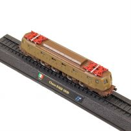 Locomotivele lumii NR.38 - Clasa E428 de la FS