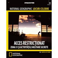 National Geographic Locuri Celebre nr.38 - Acces restrictionat