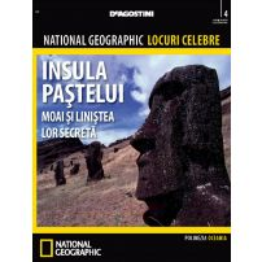 National Geographic Locuri Celebre nr. 4 - Insula Pastelui