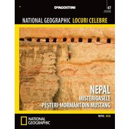 National Geographic Locuri Celebre nr.47 - Nepal