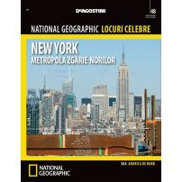 National Geographic Locuri Celebre nr.48 - New York