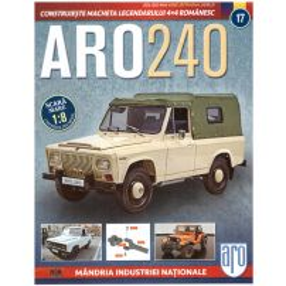 Macheta ARO 240 kit construibil Eaglemoss nr. 17