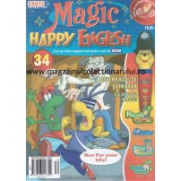 Magic Happy English nr.34