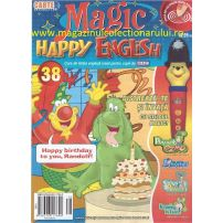 Magic Happy English nr.38