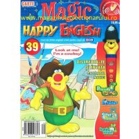 Magic Happy English nr.39