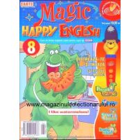 Magic Happy English nr. 8