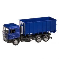 MAN F2000 container mobil, scara 1:43, albastru, New Ray