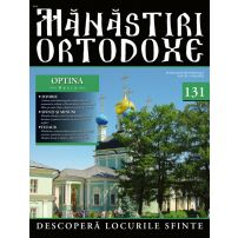 Manastiri Ortodoxe nr. 131 - Optina