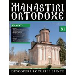Manastiri Ortodoxe nr. 81 - Snagov