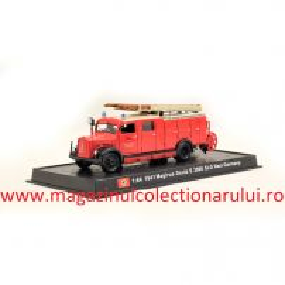 Masini de pompieri Stars nr.13 - Magirus-Deutz S 3000 SLG