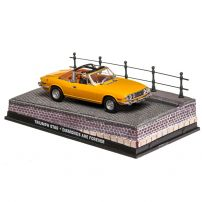 Masinile lui James Bond Nr. 14 - Triumph Stag