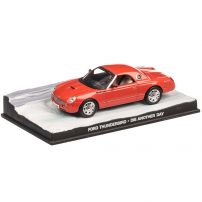 Masinile lui James Bond Nr. 20 - Ford Thunderbird