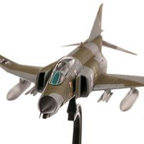 McDonnell Douglas F-4F Phantom II Germany 1978, macheta avion scara 1:100, camuflaj, Atlas