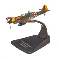 Messerschmitt BF 109G 1945, macheta avion scara 1:72, camuflaj, Oxford